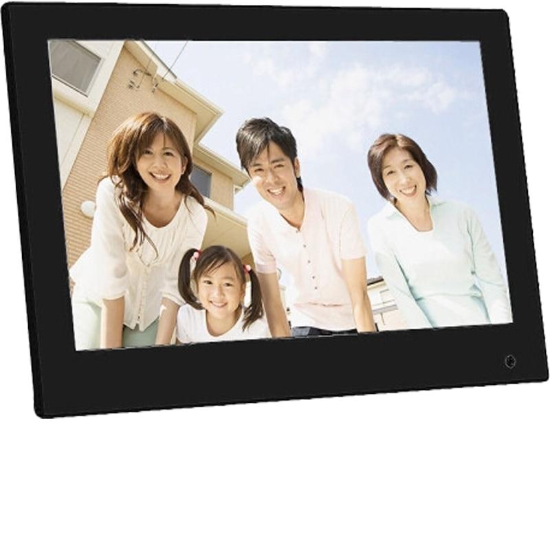 13,3 дюймов 1600*900/16:9 ips широкоформатный подтягивающий цифровой фоторамка Поддержка SD AV HDMI USB