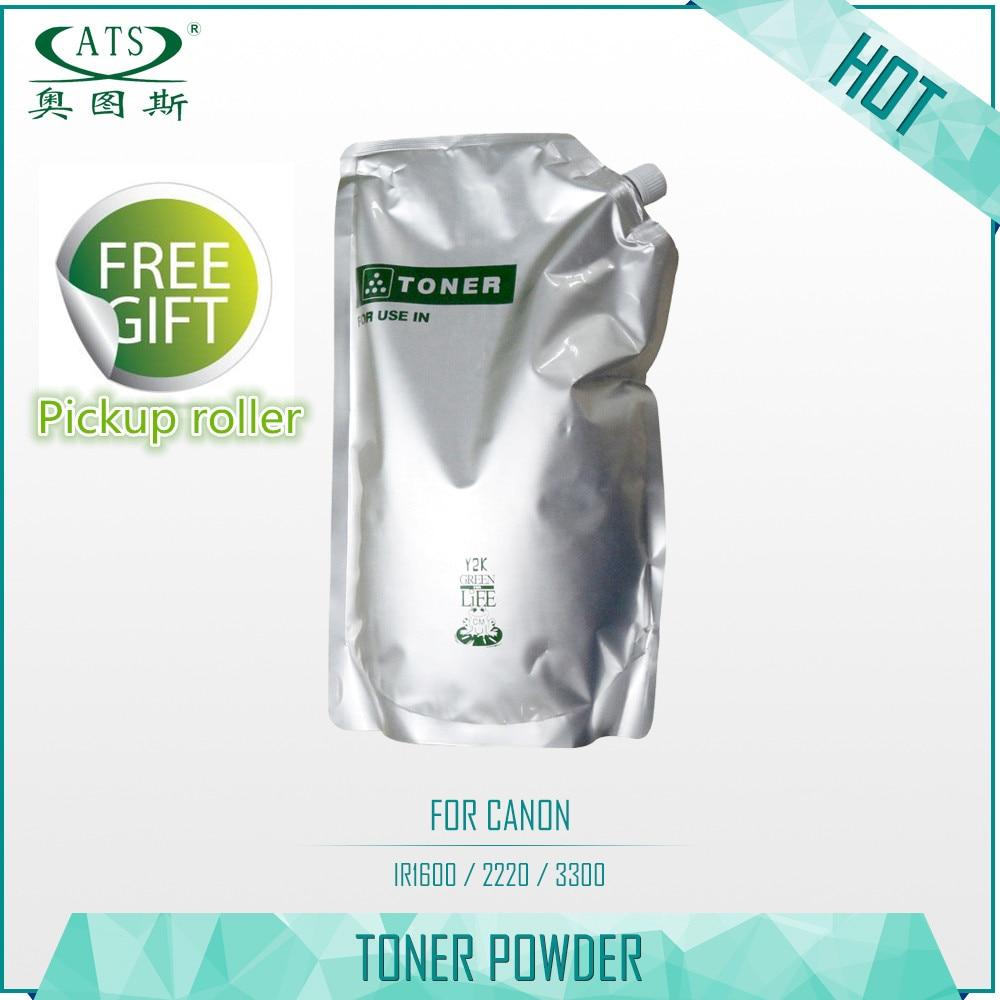Copier Spare Parts 1PCS 1KG Toner Poudre Photocopy Machine For Canon Toner Powder Parts IR1600 2220 3300 2016 2200