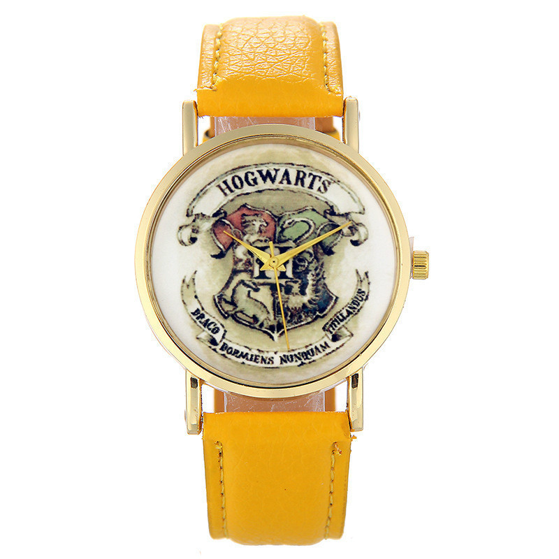 Relogio Masculino Hot HOGWARTS Magic School Watches Fashion Wristwatch Children Quartz Watch