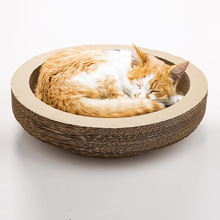 Когтеточка для домашних животных, Когтеточка для кошек, удобная Когтеточка в форме миски, Когтеточка для кошачьего туалета, тренировочная Когтеточка, гнездо, игрушка для домашних животных