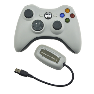 Image 5 - For Xbox 360 2.4G Wireless Remote Controller Computer With PC Receiver Wireless Gamepad For Xbox360 Joystick Controle Controller