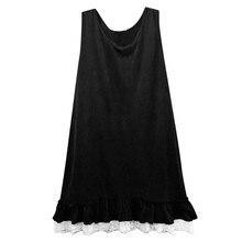 New Arrival beach Sundress 2018 Women's Summer Lace Solid Sleeveless Dress Short Mini Dress Summer Style Sundress lady vestido
