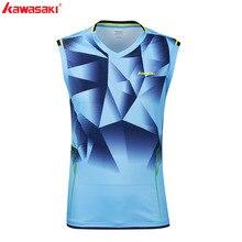 2019 New Summer Sleeveless Quick Dry Fitness T-Shirt Comfort Men's Tennis T Shirts Running Badminton Shirt Gym Clothes ST-S1109 цена