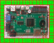 цена на free shipping  Altera fpga development board learning DSP DAAD usb FIR DDS DUC