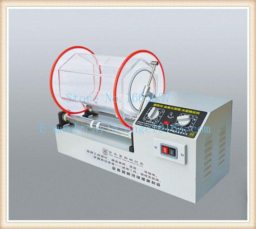 11kg Roller Polishing Machine Silver Polishing Machine Jewelry Rotary Tumbler