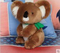 high quality goods 30cm brown koala plush toy, soft toy birthday gift h2965