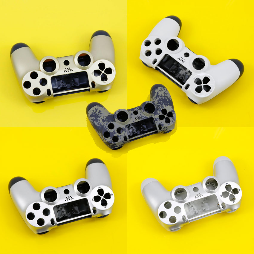 jing-cheng-da-euro-limited-edition-gold-silver-color-shell-housing-case-for-sony-font-b-playstation-b-font-4-ps4-wireless-controller