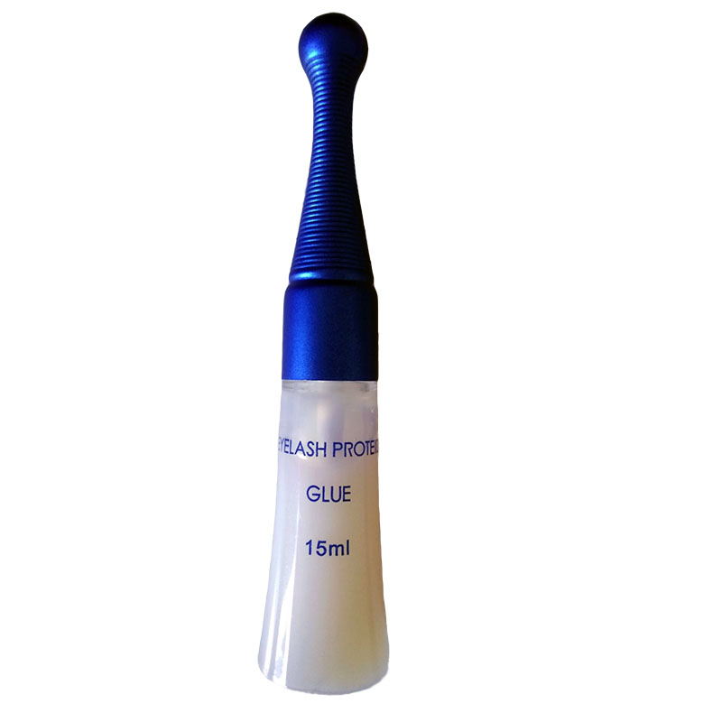15ml Eyelash Glue Lashes Adhesive Cream Perming Glue High Quality Transparent False Eyelashes Proteid Glue Cilia Lifting Tools