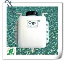 خزان مياه 3.0 لتر HHO, منفذ فحص CE RoHS