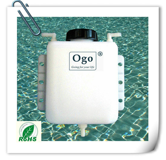 3.0L HHO Water Reservoir/Bubbler Tank Passed CE RoHS Verification
