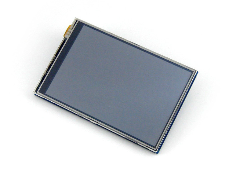 Free Shipping 3.5 Inch Raspberry Pi 3 Touch Screen TFT LCD Designed For Raspberry Pi B $ B+