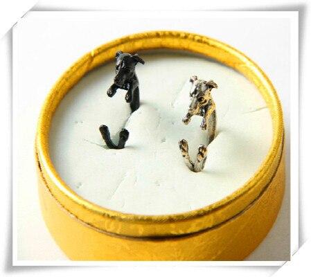 Фото 1 шт новинка оптовая продажа итальянское кольцо greyhound в цена