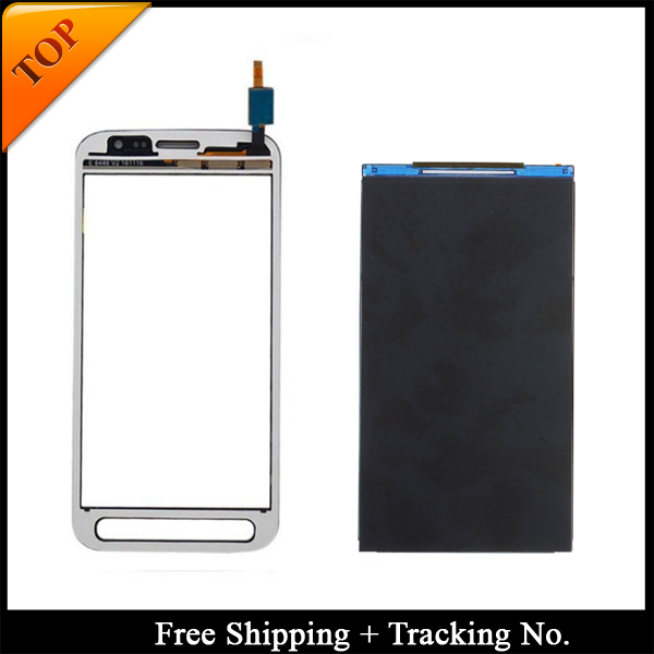 US $7 8 |Free Shipping Tracking No  100% tested For SAMSUNG XCOVER 4 LCD  for Samsung G390F G390F G390 LCD Screen Touch Digitizer-in Mobile Phone LCD