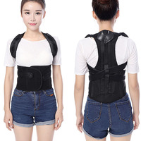 Medical Spine Back Orthosis Humpback Correction Scoliosis Support Back Pain Brace Spinal Curved Orthosis Fixation For