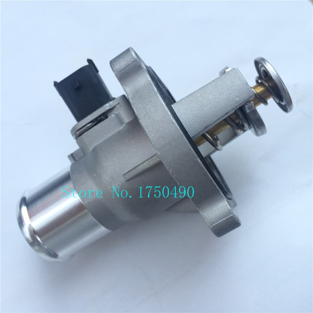 Brand New Engine Coolant Thermostat Assembly OEM# 55578419 96984104 for Opel  Astra Zafira Signum Vectra Chevrolet Aveo Cruze