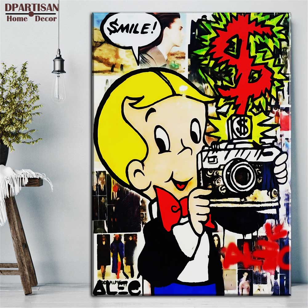 Contemporary Gangster Wall Art Photos - The Wall Art Decorations ...
