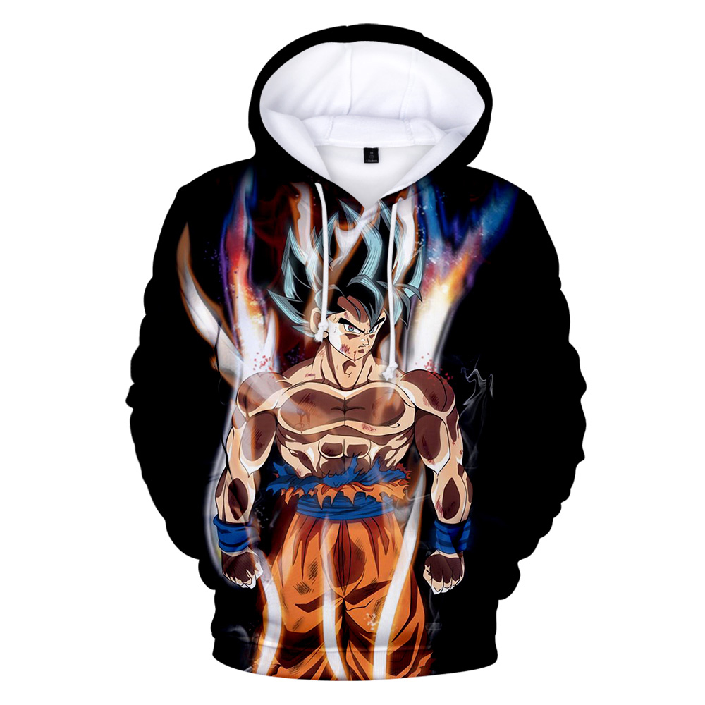 Dragonball Z Goku Streetwear Men/Women 12