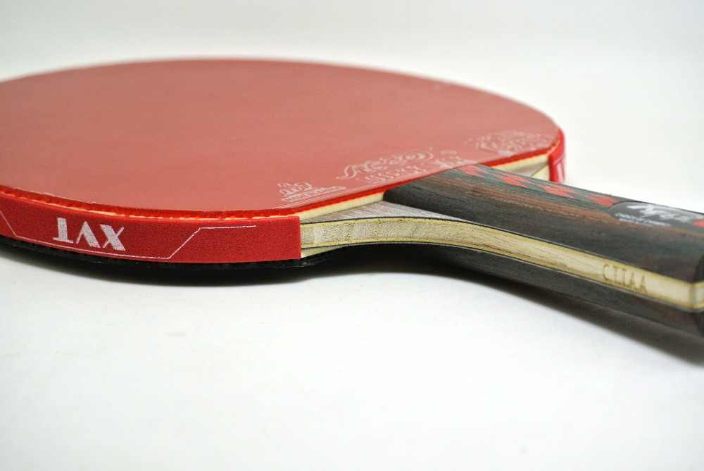 XVT Hand Assembled SHAONIANFENG + YINHE Mercury II  Table Tennis Racket/ ping pong Racket/ table tennis bat Free shipping