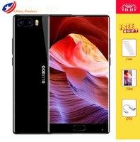 Novo BLUBOO S1 4G Celulares Android 7.0 4 GB RAM 64 GB ROM Núcleo octa Smartphone Dual Câmera Traseira 1080 P 5.5 polegada Celular telefone