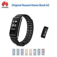 W Photography Oryginalny Huawei Honor A2 Inteligentne Nadgarstek 0.96