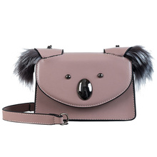 2019 New Koala Styling Fashion Female Shoulder Bag Women WoCrossbody Small Flap Bags Casual Ladies Tote Mini Box Handbags