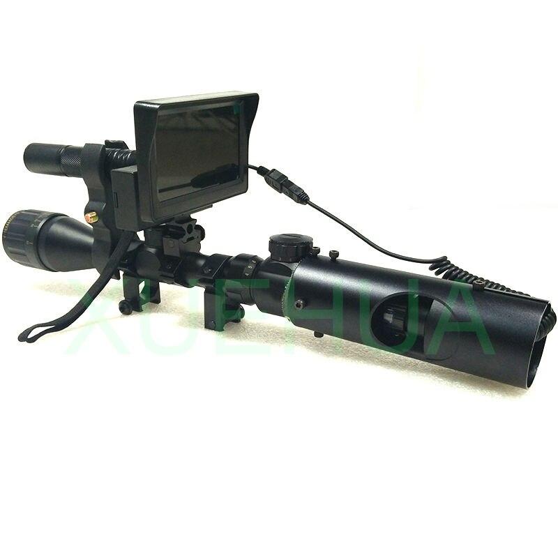 Hot Selling Upgrade Outdoor Jakt Optics Sight Tactical Digital - Jakt - Foto 5