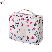 Travel Storage Bag Portable Women Cosmetic Bag Zipper Make Up Bath Organizer Storage Pouch Toiletry Wash Beauty Kit Makeup Bags forudesigns women makeup bags skull cosmetic box beauty girls make up organizer toiletry bag kits storage travel wash pouch b