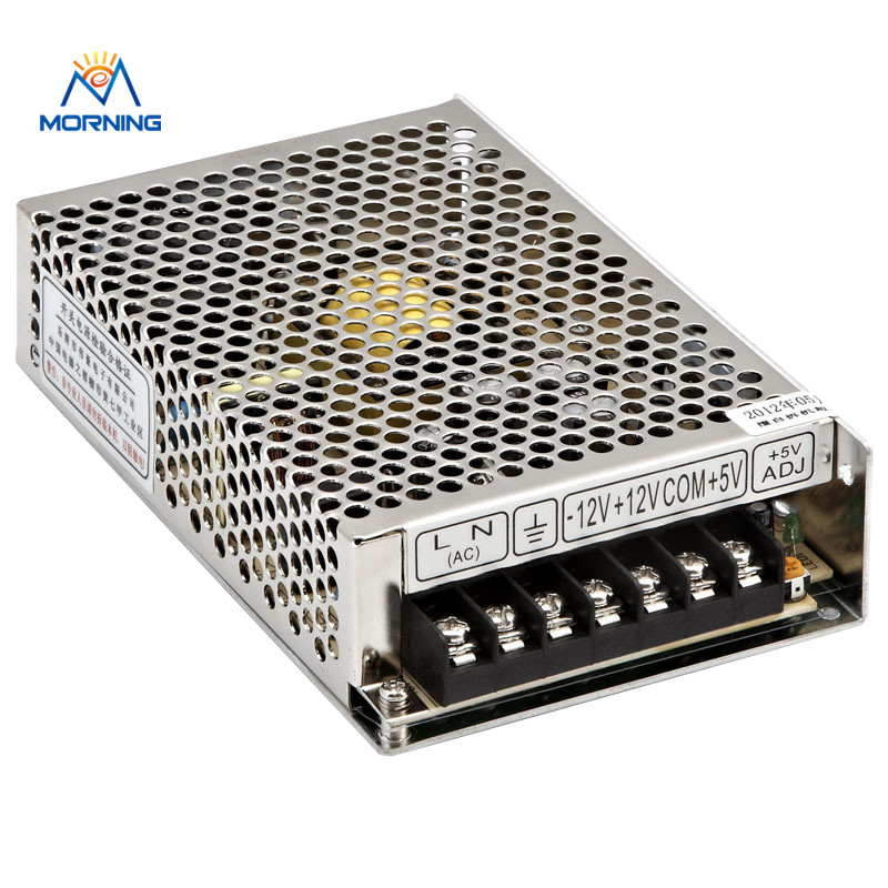 T-60B PSU ac to dc  triple output switching power supply 60W 5V/12V/-12V meanwell 12v 350w ul certificated nes series switching power supply 85 264v ac to 12v dc