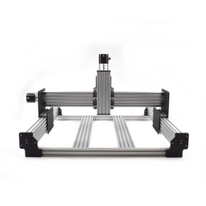 Image 2 - Funssor Workbee CNC aluminium Platte Sets CLead Schraube Angetrieben) für Workbee CNC router teile