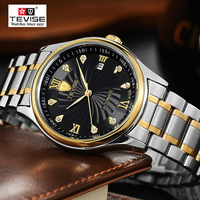 TEVISE Mechanical Watch Men S Watch Automatic Waterproof Sport Male Clock Top Brand Luxury Fashion Relogio