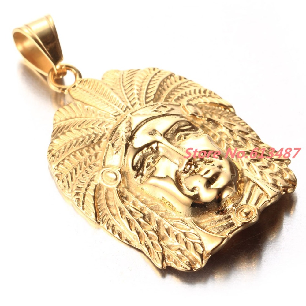 High Quanlity Vintage Newest Stainless Steel Gold Tone