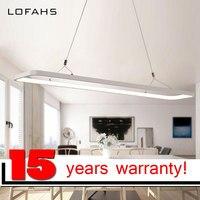 LOFAHS Modern LED Chandeliers Lighting Aluminum Chandelier Lamp For Living Dinning Room Bedroom Office Study Room
