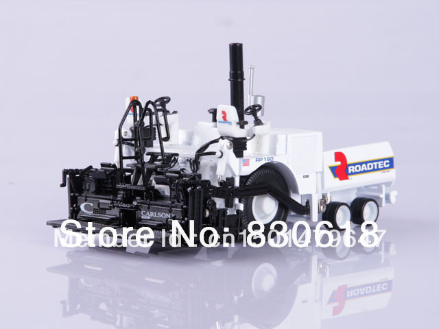 1/50 Norscot Roadtec RP190 paver 584374 Die-cast metal model مركبات البناء لعبة