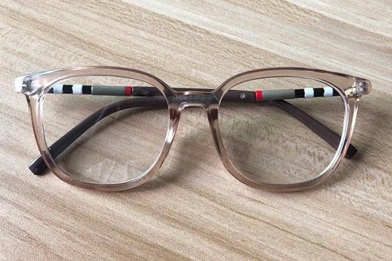 47892 Anti Blue TR90 Cat Eye Luxury Glasses Frames Men Women Trending Styles UV400 Optical Fashion Computer Glasses 6