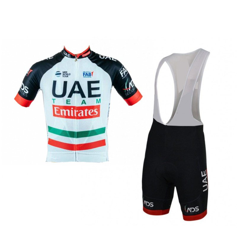2018 Pro team uae cycling jersey set new Bicycle maillot MTB Racing ropa Ciclismo Short sleeve summer bike clothing GEL pad new 2017 cycling jersey ropa ciclismo short sleeve summer breathable cycling clothing pro team mtb bike jerseys black