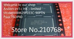 Image 1 - 10 unids/lote MBM29F033C 90PTN 29F033C 90PTN MBM29F033C 29F033 TSOP40