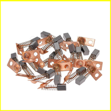 10pcs Brand New Replace Electric Motor Carbon Brushes High Quality For Saeyang Series all brand new reputation first good news high quality new revised electric human respiratory system model