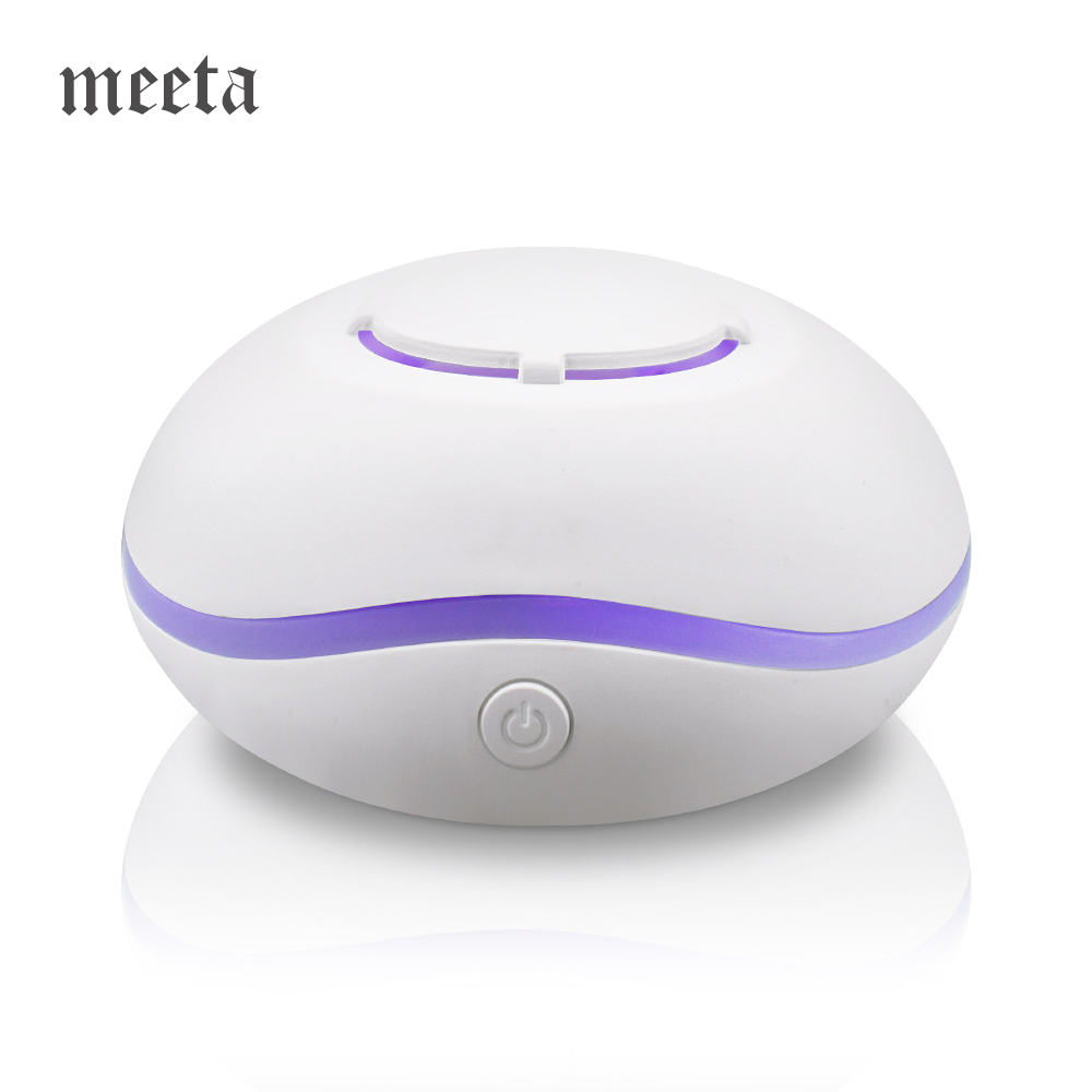 Waterless Aroma Mini Diffuser Essential Oil Portable Nebulizer Aromatherapy Oil Diffusion For Home Two Connecting Power Mode