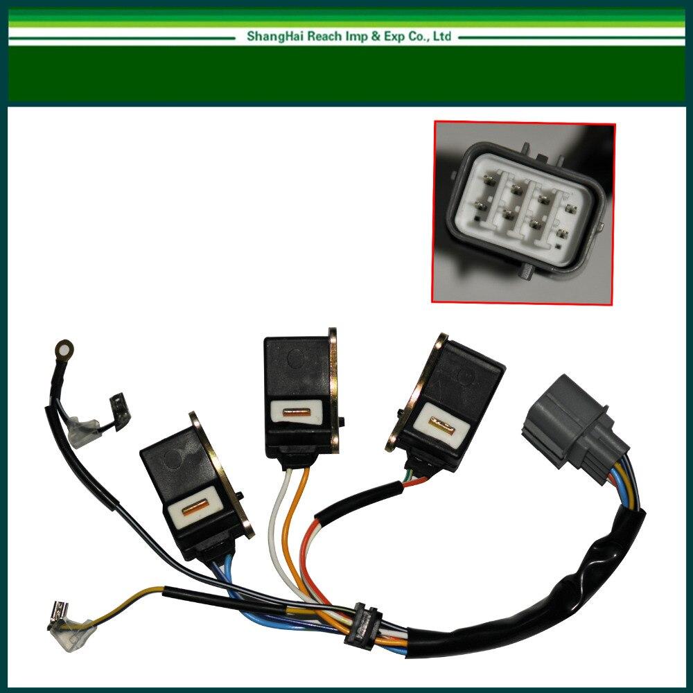 Система зажигания дистрибьютор магнитным датчикам для 99-01 Honda CRV CR-V 2.0L DOHC OE #: TD-74U/30100P6TT01/30100P6TT01/TD74U/60658920