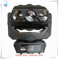 free shipping Rotation 9x12w Beam Spider Roller Moving Head Light LED Disco Lumiere 4in1 RGBW Stage DJ Lighting DMX Sound Active