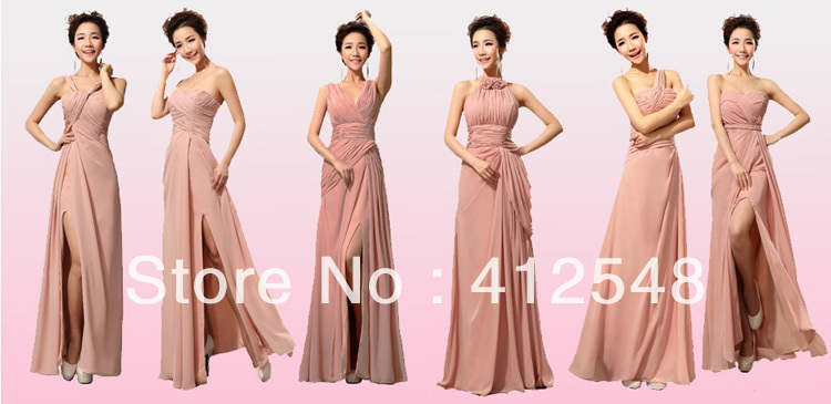 New Style floor Length one shoulder Design Short Wedding