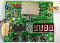 Módulo adf4351 adf4350 da fonte de sinal do sintetizador de frequência de banda larga pll|Sensores ABS| |  -