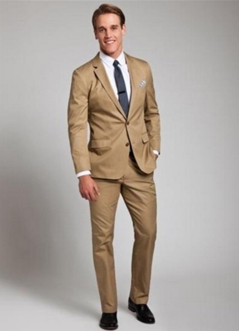 Online Get Cheap Khaki Men's Suit -Aliexpress.com | Alibaba Group
