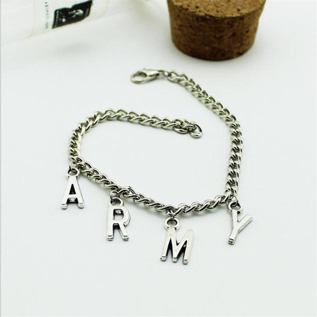 BTS ARMY Chain Bracelet