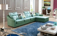 Muebles Sofas For Living Room European Style Set Modern No Fabric Hot Sale Low Price