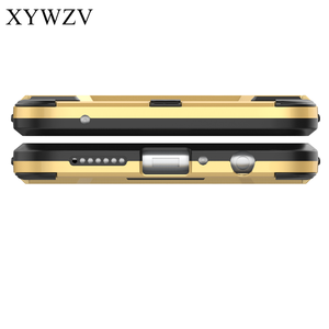 Image 5 - For Cover OPPO F5 Case Silicone Robot Hard Rubber Phone Cover Case For OPPO F5 Cover For OPPO F5 A73 Coque XYWZV
