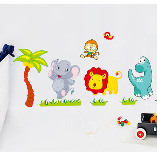14,838 Baby Jungle Animals Stock Vector Illustration And Royalty ...