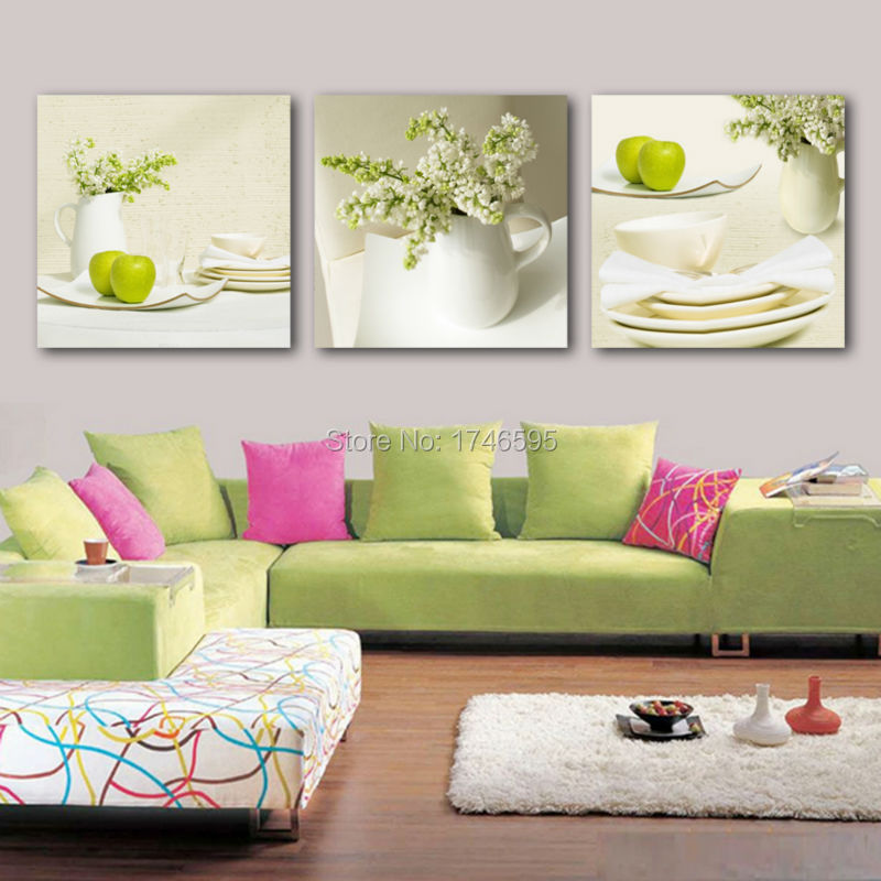Online Get Cheap Wall Art Dining Room Wall Paintings Aliexpress