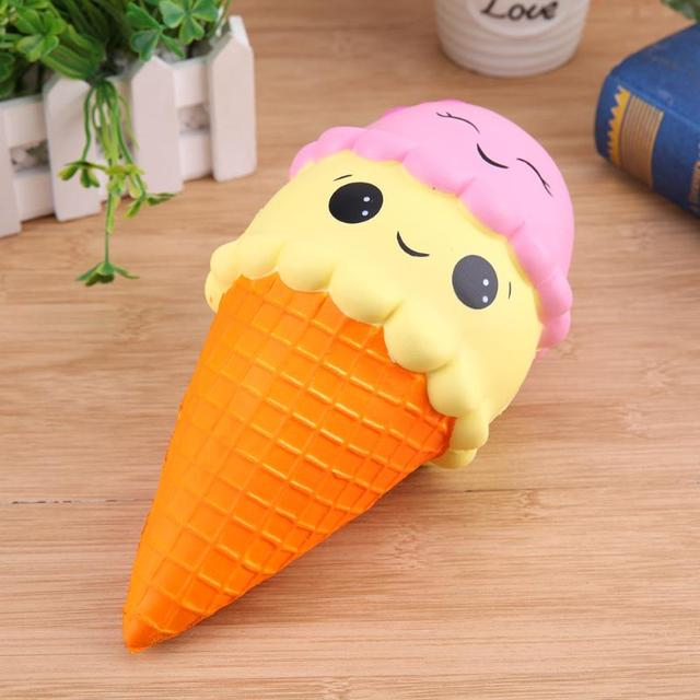 POPOKi Cute scented kawaii double ice cream squishy NEW slow rising