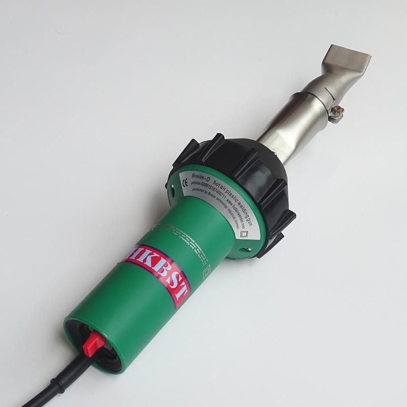 HKBST kuuma õhu keevituspüstol HDPE geomembraankeevitusseadme jaoks - Keevitusseadmed - Foto 6